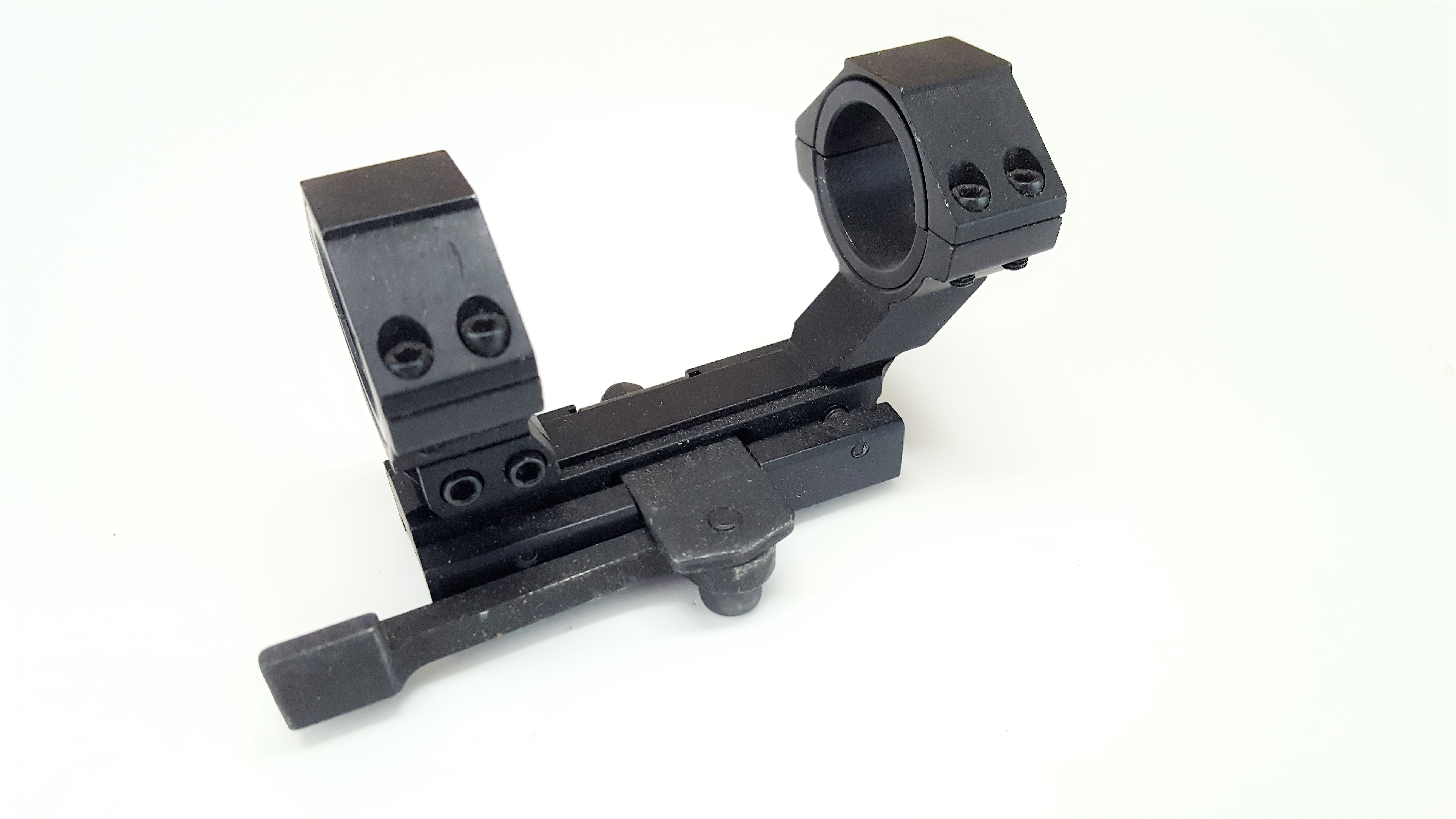 Ncstar 1 Piece Quick Release Scope Mount Weaver Style