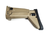 FN FNH SCAR 16 17 Stock Assembly - FDE