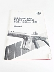 Swiss SIG 550 / 551 Factory Manual