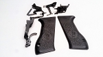 CZ 40 P .40 Lower small Parts kit with grips