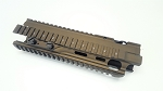 HK MR762 417 RAL8000 Quad Rail w/ N/S Cutout