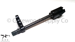 German HK 9mm MP5-N Navy Threaded Barrel - Front End  - Used