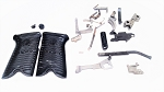 Ruger P89 Trigger Grips Small Parts Kit - Stainless - 9mm