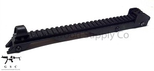 HK G36 Top Rail with Sights