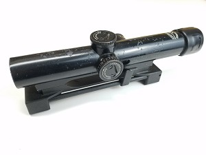 HK Schmidt & Bender 4x25 Scope