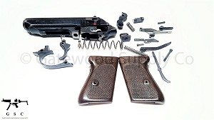 Walther PPK Parts Kit - West German - .380