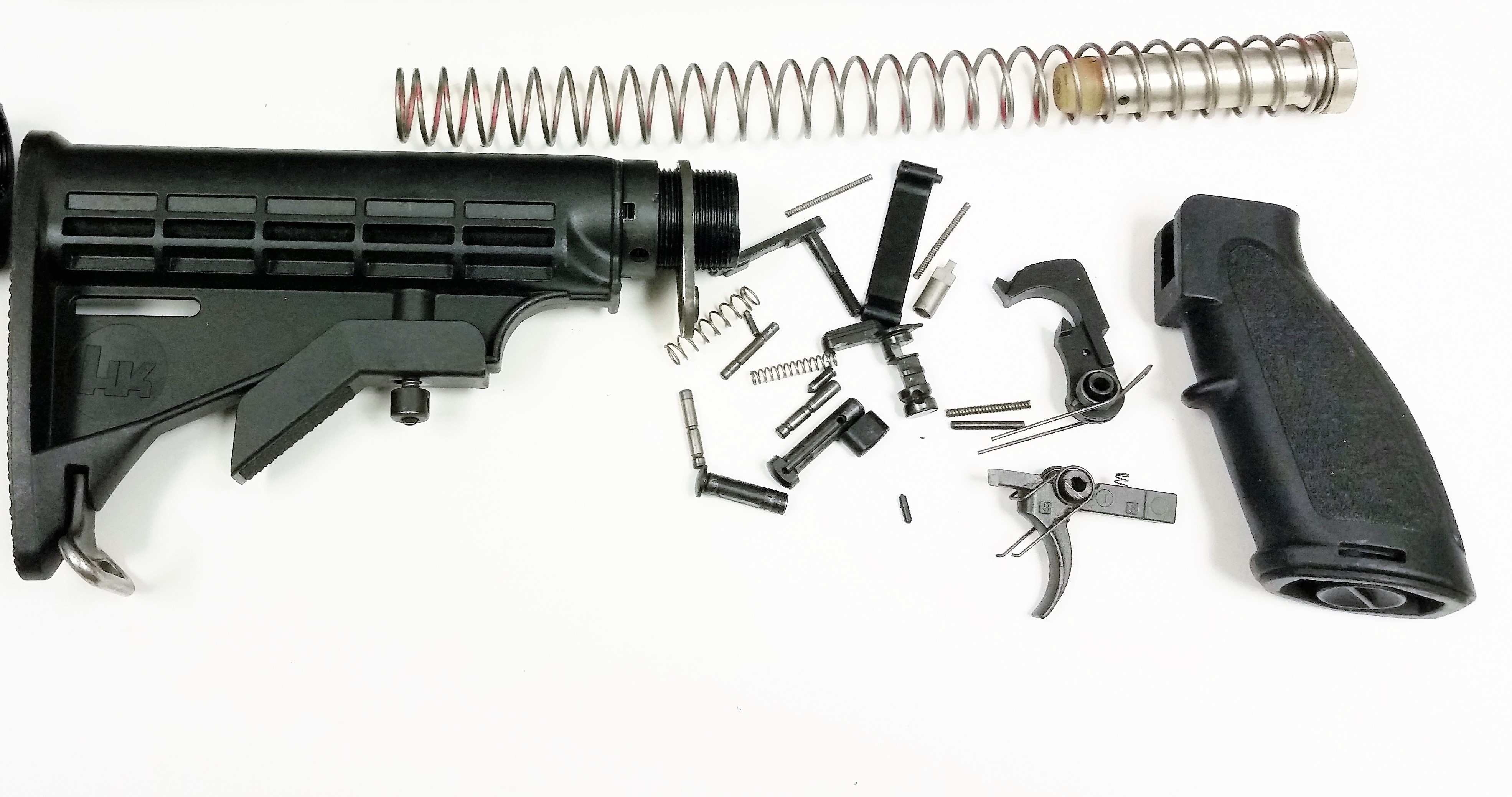 HK 416 Lower Parts Kit - 5 56