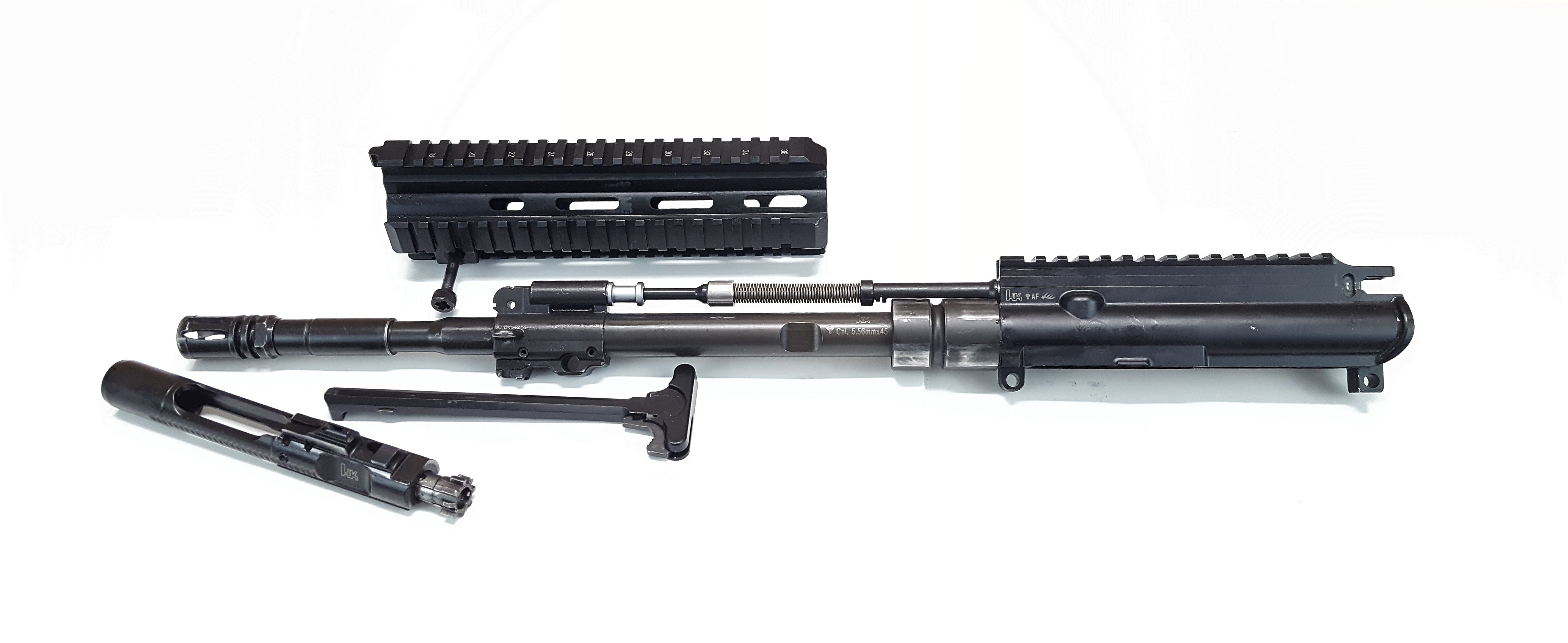 Used Heckler Amp Koch Factory Hk 416 14 5 Inch Upper With