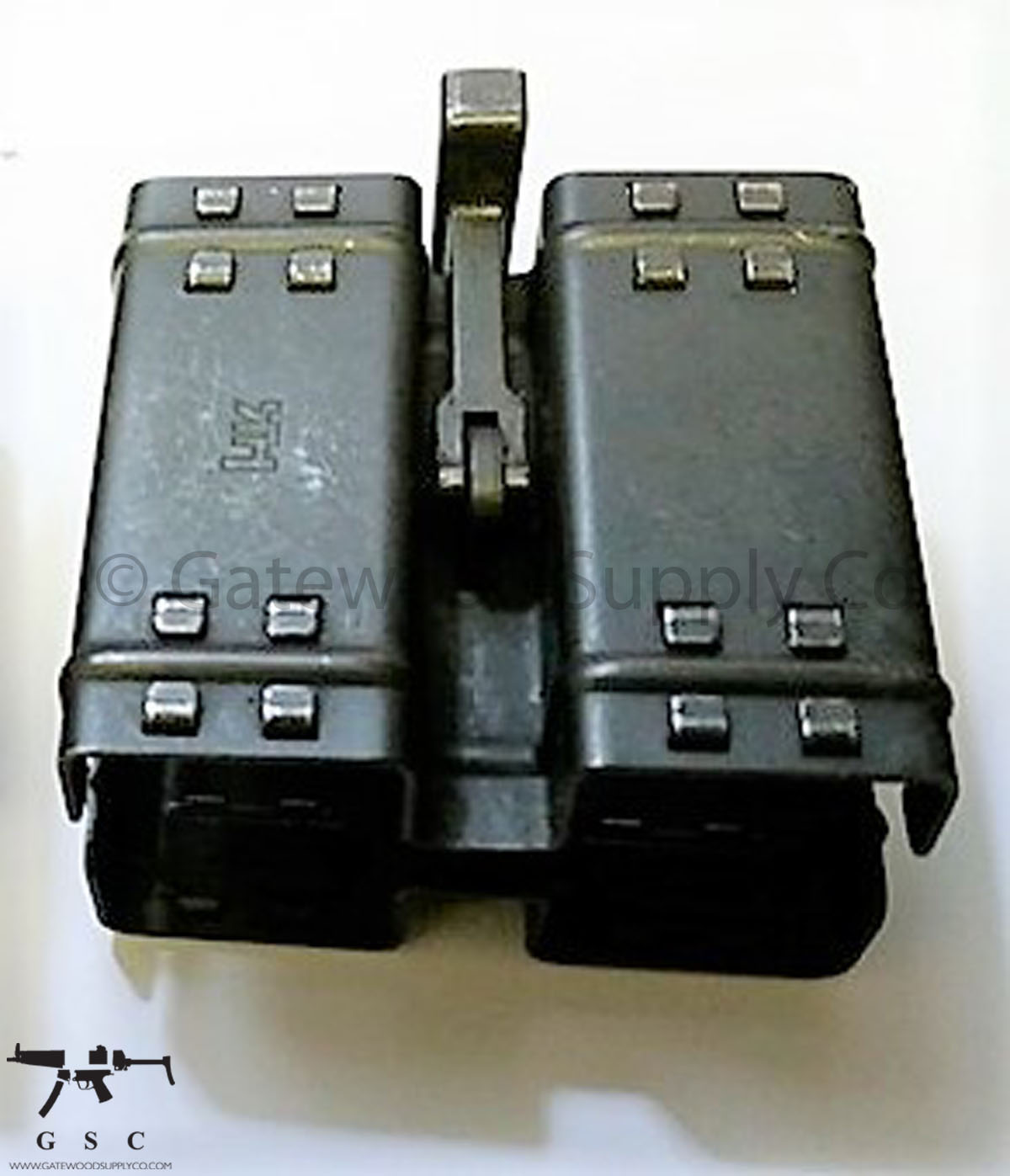 Used Factory German HK MP5 HK SP5K 9mm Mag Clamps