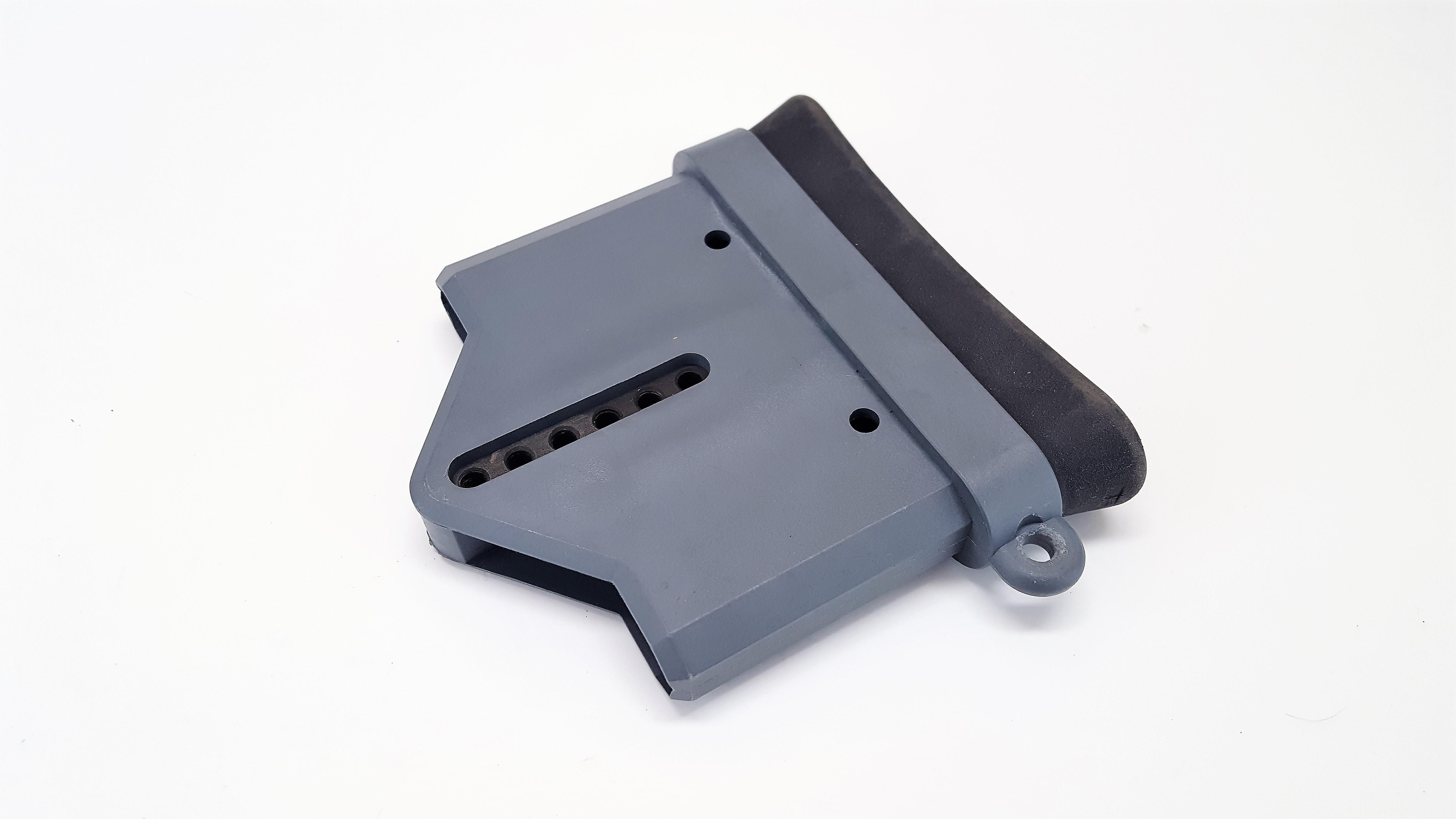 Hk sl8 adjustable buttstock piece used gray for Portent g3 sl 8