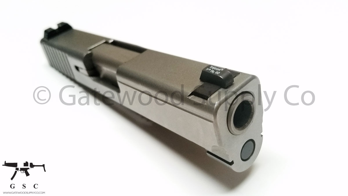 Kahr P9 Complete 9mm Upper Slide, Barrel, and Recoil Rod Assembly
