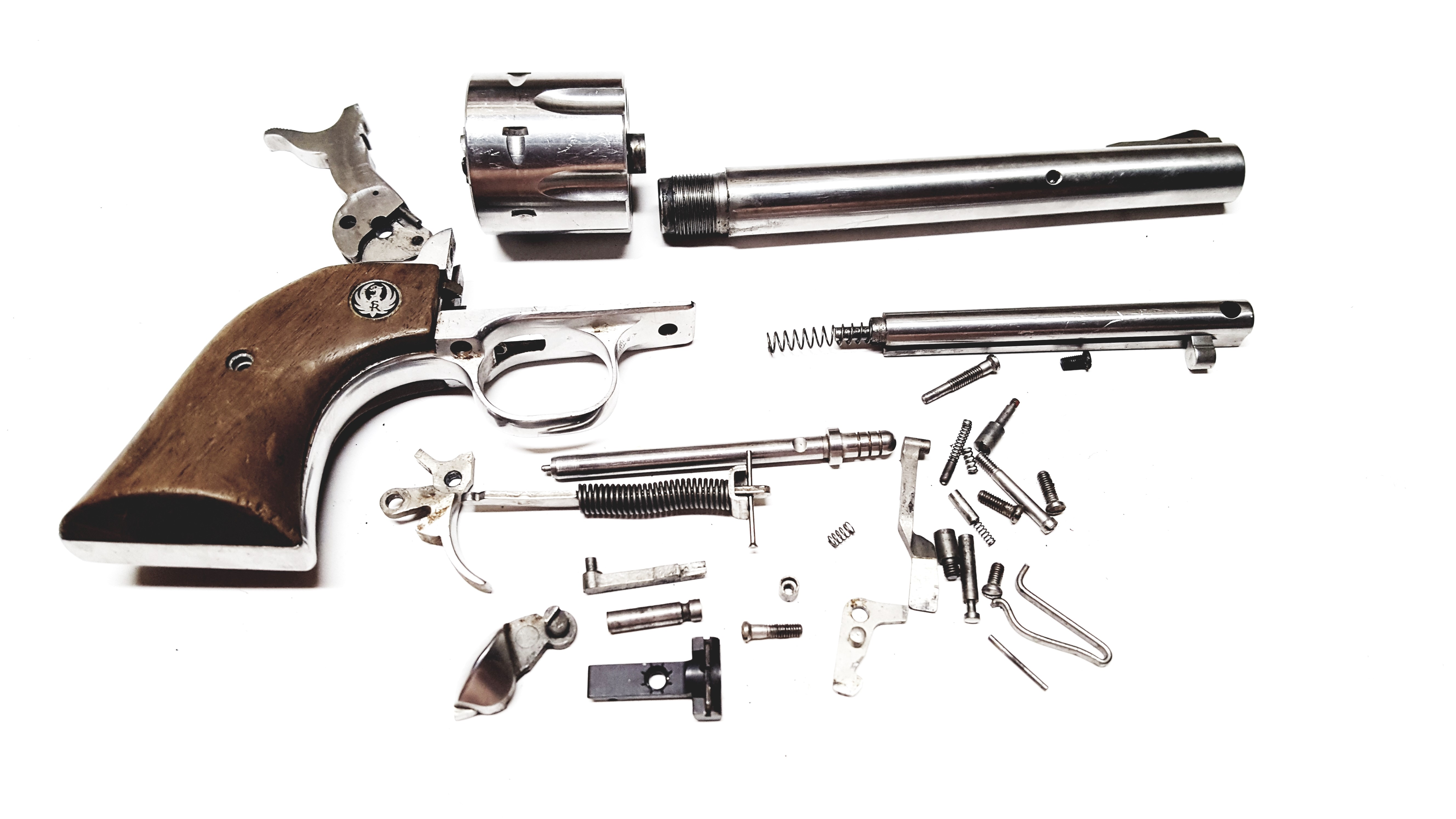 Ruger Blackhawk Pistol Parts Kit - Stainless - 357 Mag - No FFL Required
