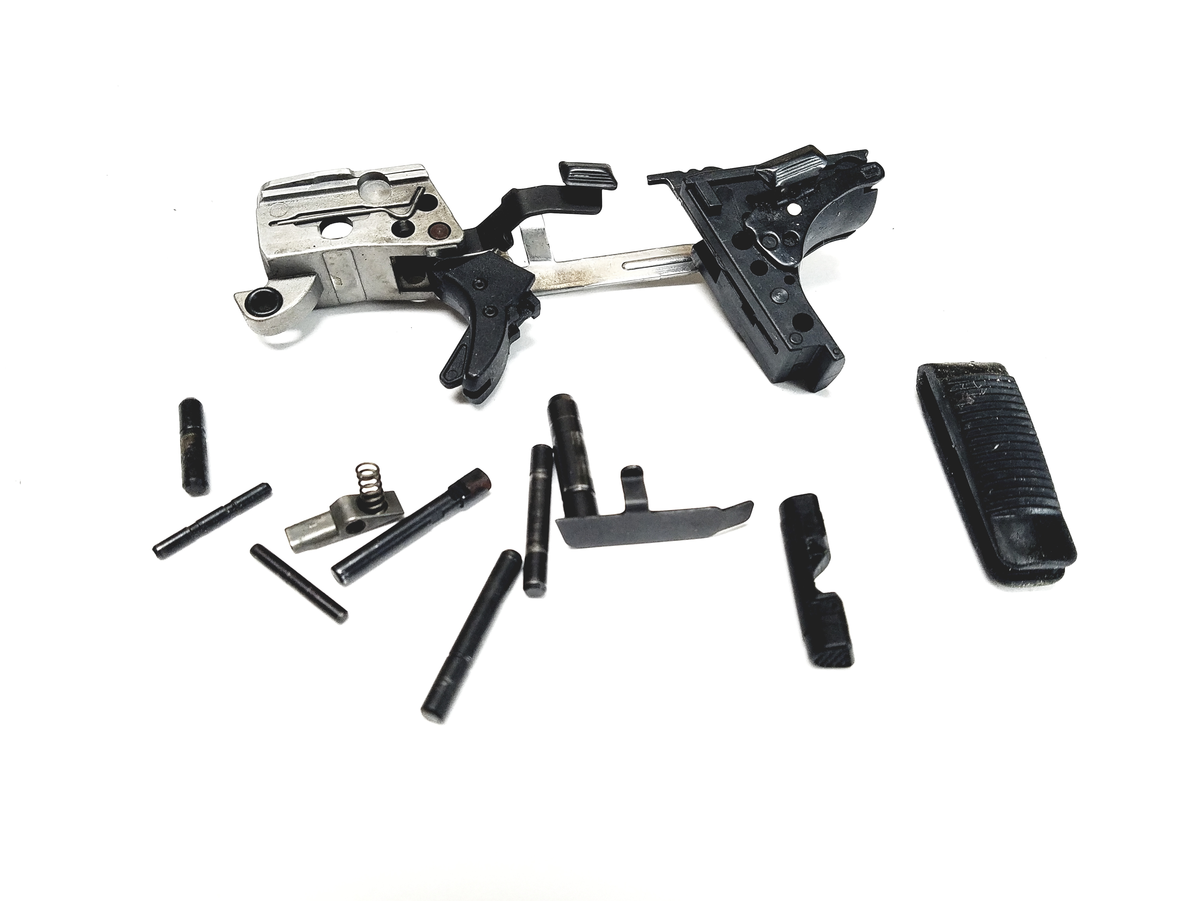 Ruger SR9C Trigger and Small Parts Kit - Stainless - 9mm - No FFL Required