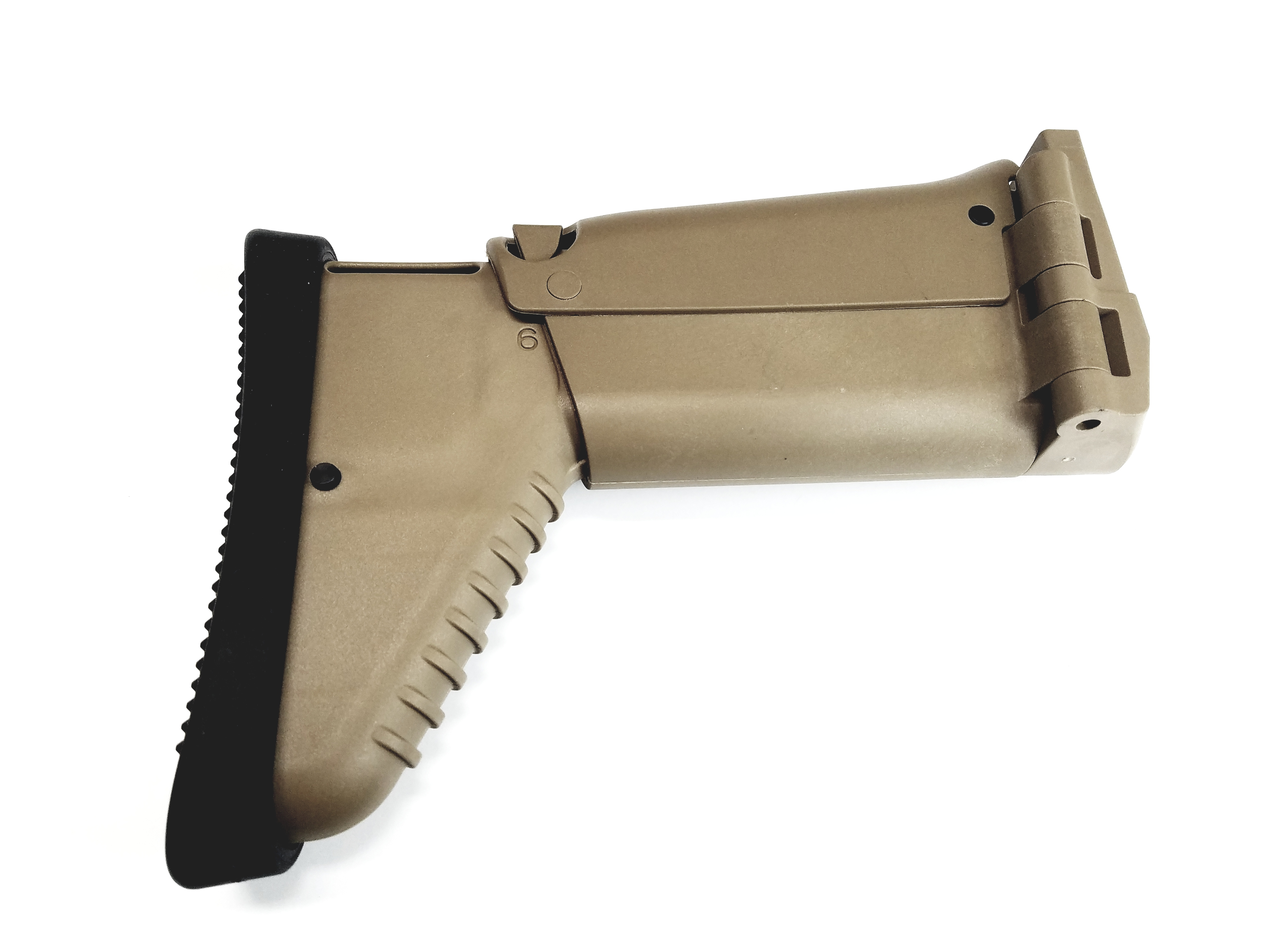 FN SCAR 16 / SCAR 17 Stock Assembly - FDE