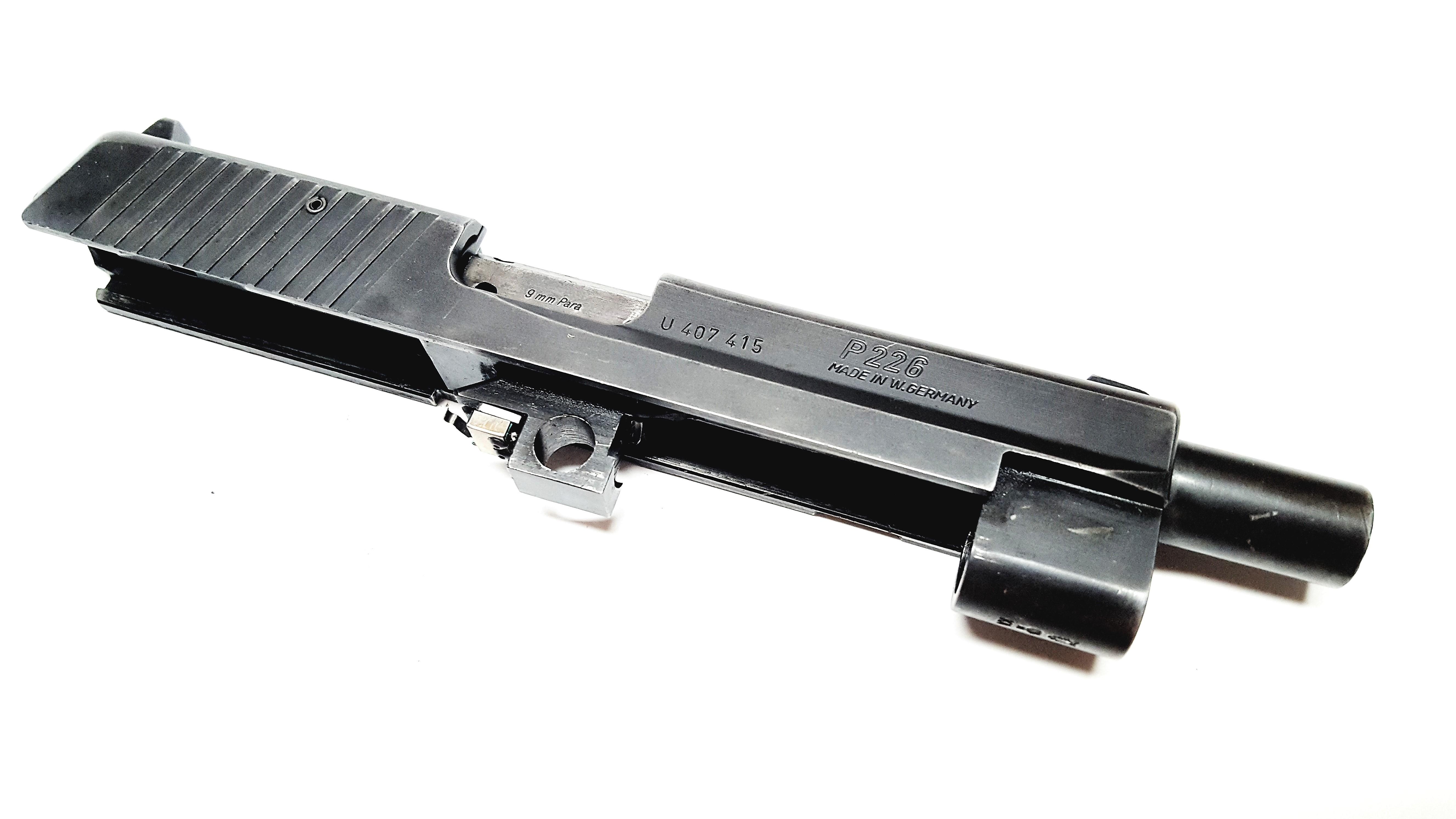 Sig P226 Barrel Slide Assembly Parts Kit - F A T S Laser Kit