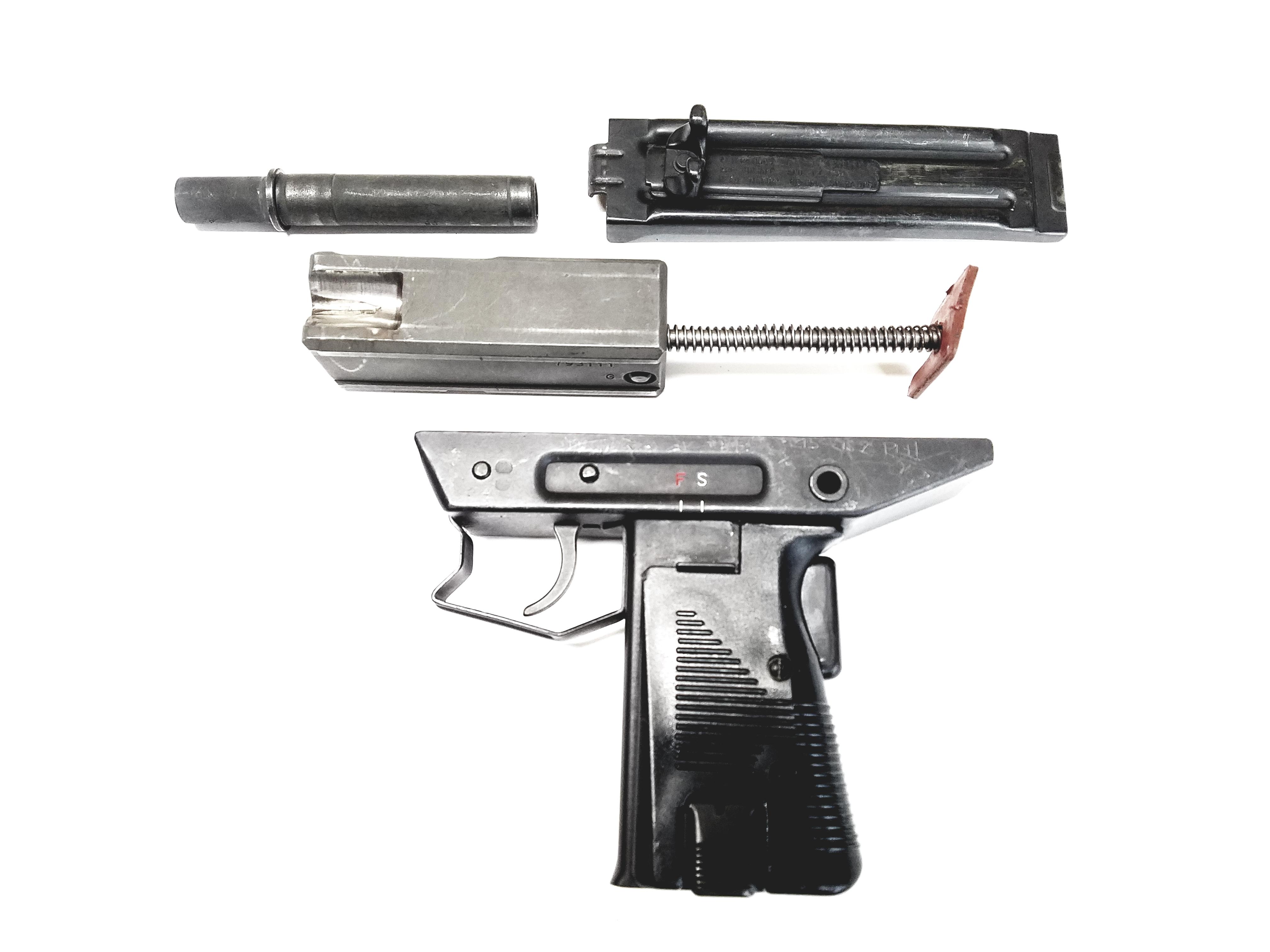 IMI Micro Uzi 9mm Parts Kit