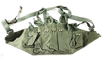 Chinese Army PLA Type 85 Chest Rig Ammo Pouch