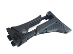 HK G36 Stock - IDZ Adjustable Folding Stock - Black