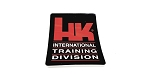Original HK International Training Division Sticker