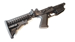 Sig 556 Lower with Folding Stock - Black - Semi