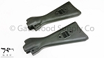 HK93 / MP5 / HK53 A2 Fixed Stock - Contract - Black