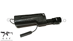 SureFire 628 HK MP5 WeaponLight - Dual Momentary - Cracked Pad