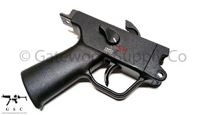 HK MP5 Ambi Lower - 9mm -  FBI (0,1)