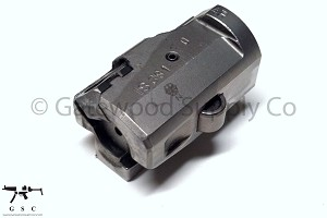 HK MP5-40 / MP5-10 Bolt Head - .40 S&W & 10mm - Stained