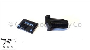 HK MP5-40 / MP5-10 Magazine Follower and Base Plate
