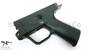 HK MP5 / HK53 Ambi Trigger Housing - 4 Position - 3 Round Burst - Faded Color