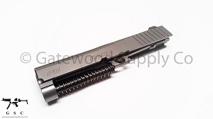 Kahr P9 Complete 9mm Upper Slide, Barrel, and Recoil Rod Assembly
