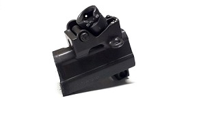 SIG 551 / 552 / 553 Rear Sight Assembly and Weldment - Black